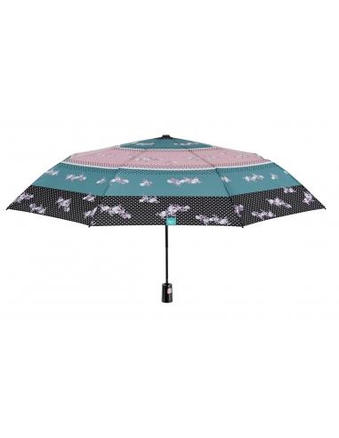 Paraguas plegable automático...