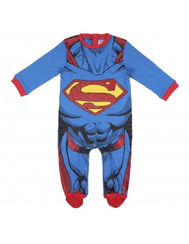 Pelele Body Bebé Superman disfraz o...