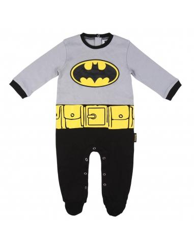 Pelele Body Bebé Batman disfraz o pijama