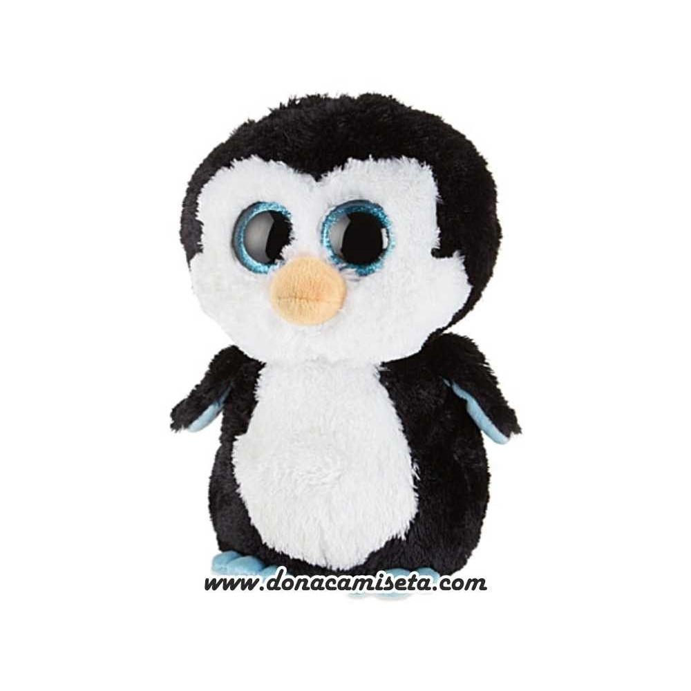 Peluche Pingüino Waddles 40cm