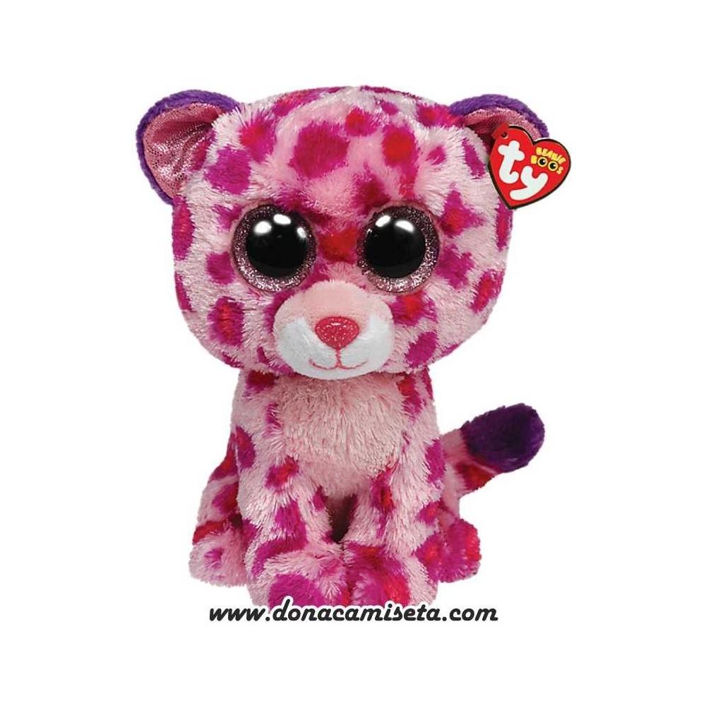 Peluche Leopardo Glamour 40cm