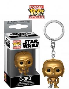 Llavero Funko PoP C-3PO...
