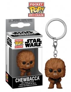 Llavero Funko PoP Chewbacca...