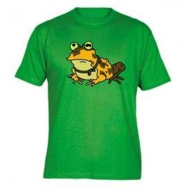 Camiseta MC Unisex Futurama Rana Hypnotoad