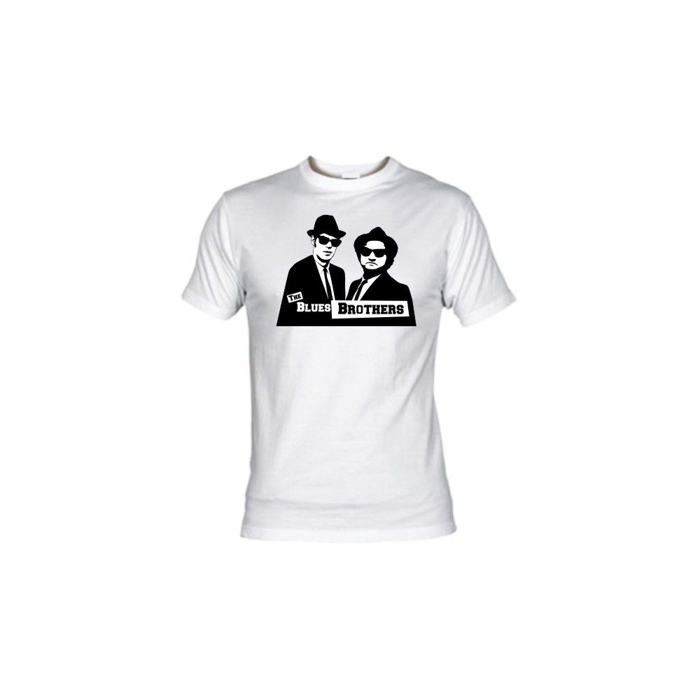 Camiseta MC Unisex Blues Brothers