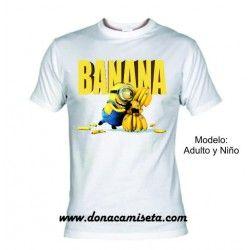 Camiseta MC Minion 1 ojo (Despicable Me)