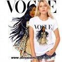 Camiseta Pocahontas Vogue