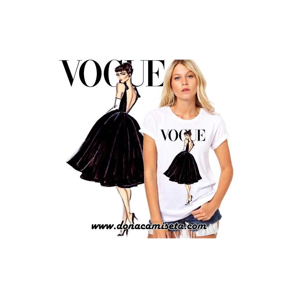 Camiseta Bella Durmiente Vogue