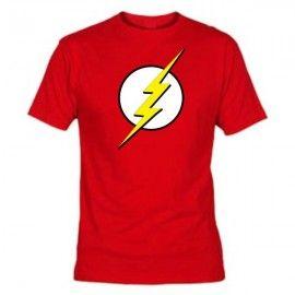 Camiseta Flash Logo