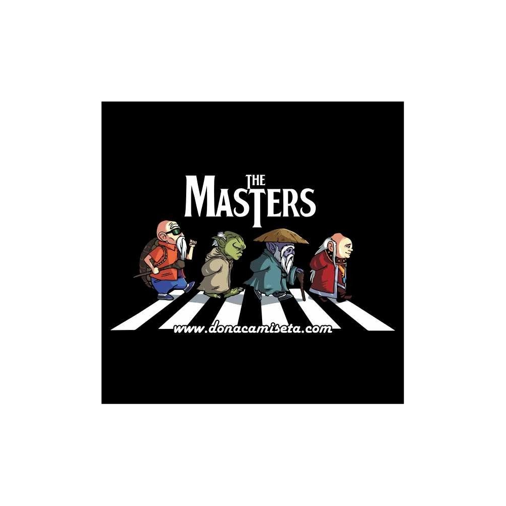 "Camiseta The Masters ""Abbey Road"""