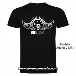 Camiseta Volbeat