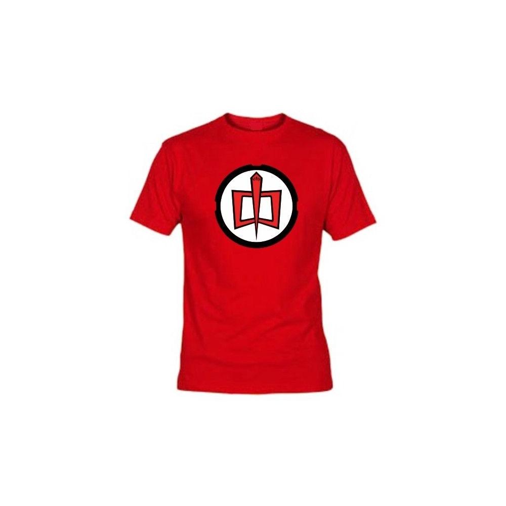 Camiseta MC Unisex Heroe Americano