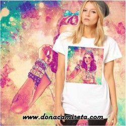 Camiseta Alicia colores