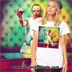 Camiseta Hannibal Lecter colores