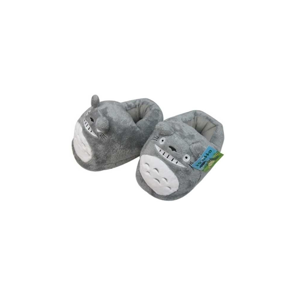Zapatillas Totoro y Gagobus Cerradas