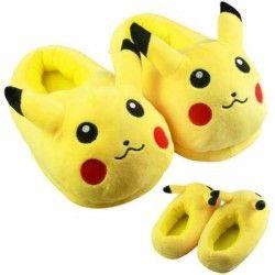 Zapatillas pokemon Pikachu cerradas nº 30/33