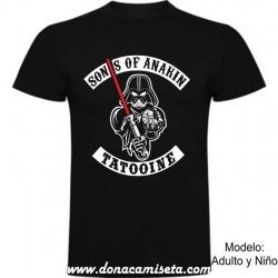 Camiseta Sons of Anakin