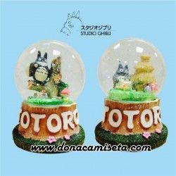 Bola de Agua Totoro