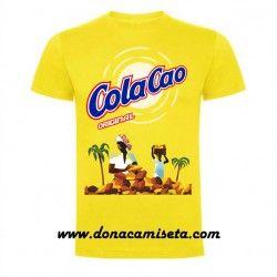 Camiseta Colacao