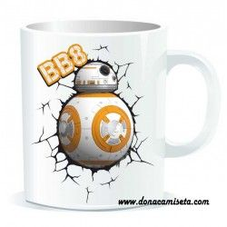 Taza Star Wars BB-8 Episodio VIII