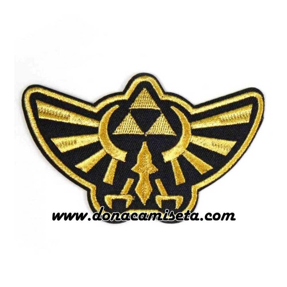 Parche Bordado logo Zelda