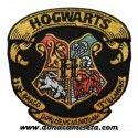 Parche Bordado Harry Potter escudo Hogwarts