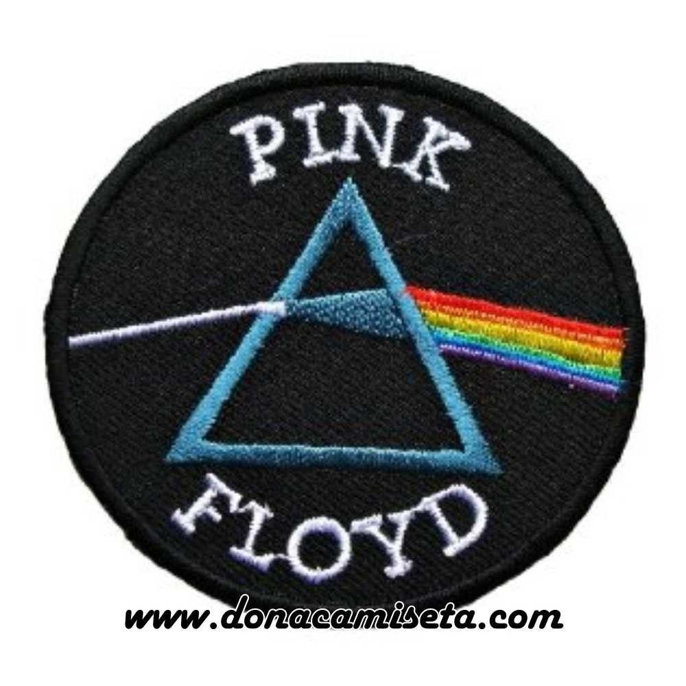 Parche Bordado Pink Floyd