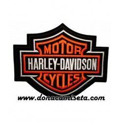 Parche Bordado Harley Davidson logo