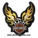 Parche Bordado Harley Davidson Aguila