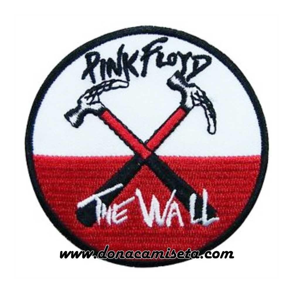 Parche Bordado Pink Floyd The Wall