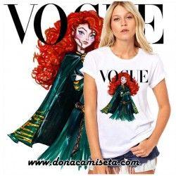Camiseta Merida Vogue