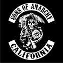 Camiseta MC Sons of Anarchy