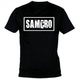 Camiseta SAMCRO (Sons of Anarhy)