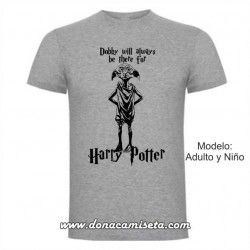 Camiseta Harry Potter Dobby