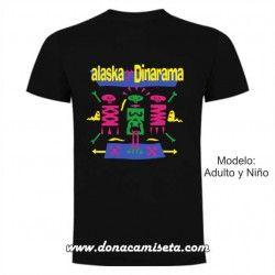Camiseta Alaska y Dinarama
