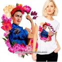 Camiseta Frida We Can Do It