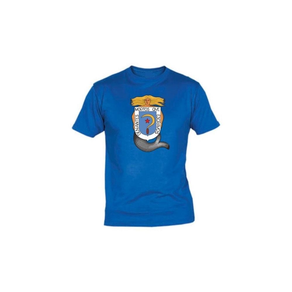 Camiseta MC Unisex Sirena Castelao