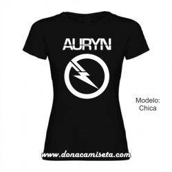 Camiseta Auryn logo