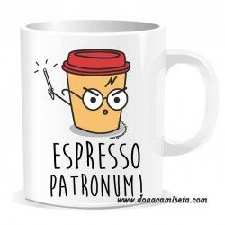 Taza Espresso Patronum Harry