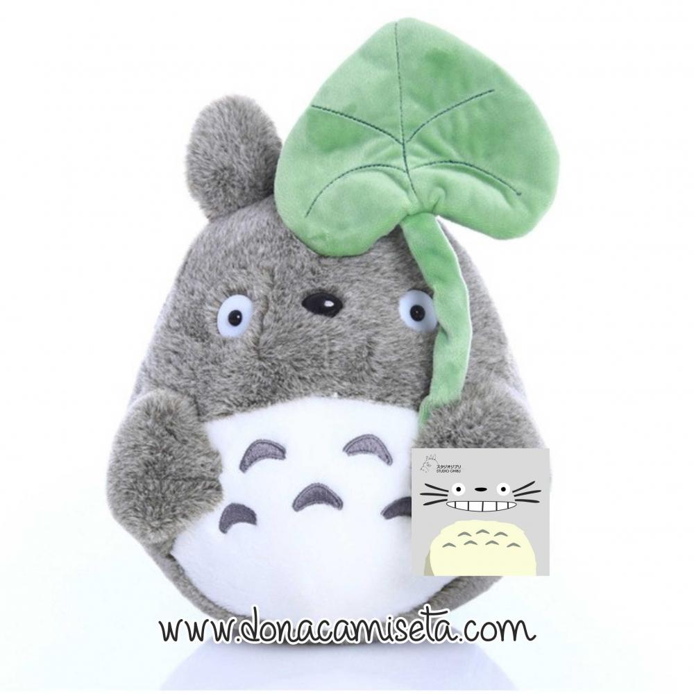 Peluche Totoro Hoja 23-25cm