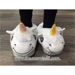 Zapatillas Unicornio cerradas
