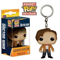 LLavero Funko Pop Doctor Who 11th