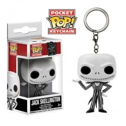 LLavero Funko Pop Jack Skellington