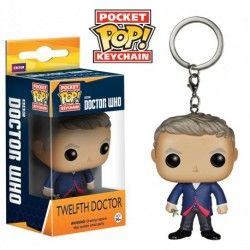 LLavero Funko Pop Doctor Who 12th