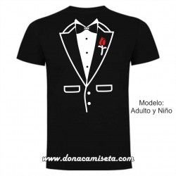 Camiseta Smoking