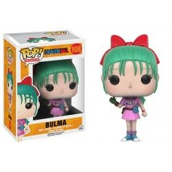 Figura Funko Pop Dragon Ball Bulma