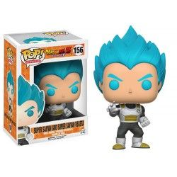 Figura Funko Pop Dragon Ball Vegeta God