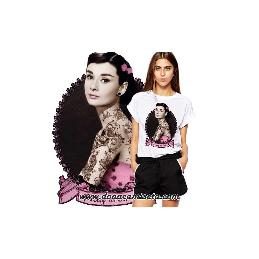 Camiseta Audrey Ink