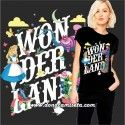 Camiseta Alicia wonderland