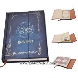 Agenda Diario Harry Potter